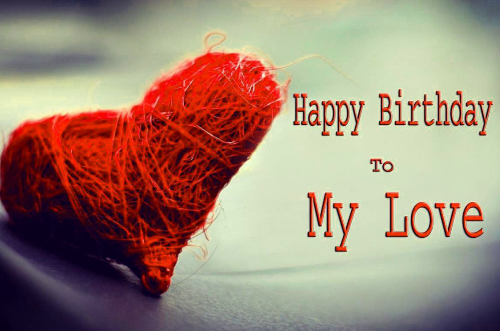 Happy Birthday Images For Lover Wallpaper Free