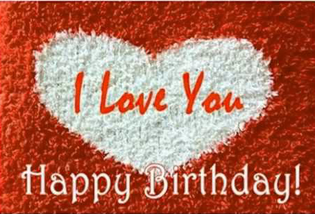 New Happy Birthday Images For Lover Free Download