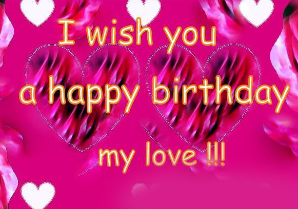 New Happy Birthday Images For Lover Pictures