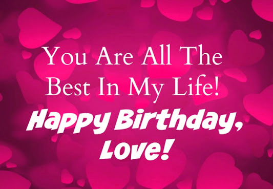 Happy Birthday Images For Lover Hd Free Download
