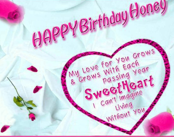 Cute Happy Birthday Images For Lover Free Download