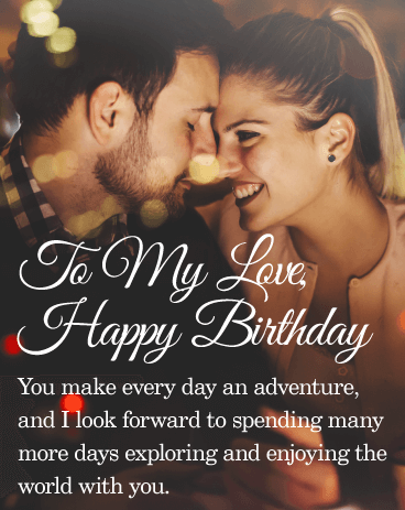Happy Birthday Images For Lover Free Download