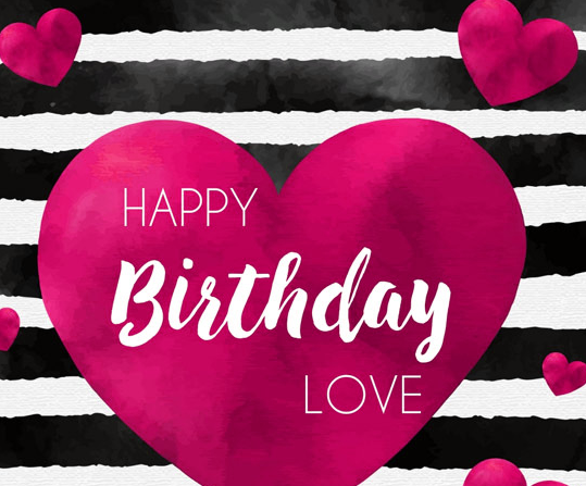 Happy Birthday Images For Lover Photo
