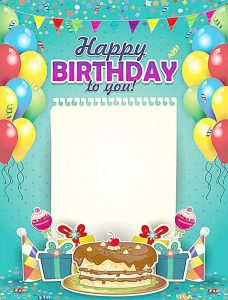 best happy birthday frame images wallpaper hd