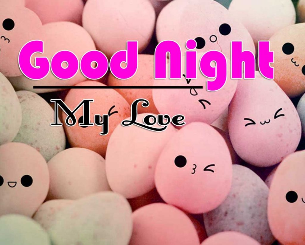 Cute Good Night Images photo for Facebook