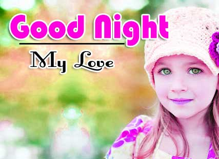 Cute Good Night Wishes Pics Wallpaper Download