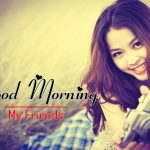 Girls Good Morning Pic Photo HD