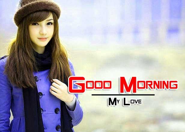 Girls Good Morning Photo Download