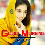 Girls Good Morning photo Download New