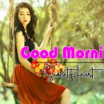 Girls Good Morning photo for Facebook