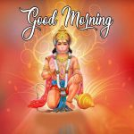 God Good Morning Images Pics With Hanuman Ji