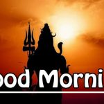 God Good Morning Images Pics With Lord Shiva