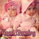 Cute Baby Friend Good Morning Images Pics Download