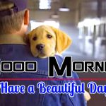Latest Puppy Lover Good Morning Images Pics