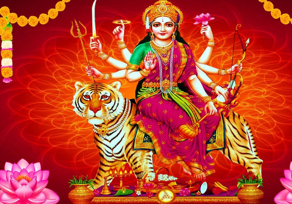 Maa Durga Whatsapp DP