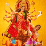 Maa Durga Whatsapp DP Wallpaper