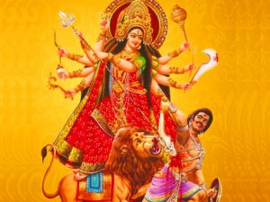 Maa Durga Whatsapp DP Wallpaper