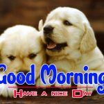 New Puppy Lover Good Morning Photo Free