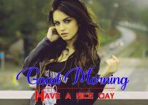 Nice Beautiful Girls Good Morning Photo Free Download HD