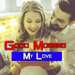 Romantic Lover Good Morning Images Pics
