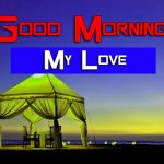Romantic Lover Good Morning Images Pictures