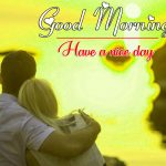 Romantic Lover Good Morning Photo Free