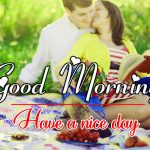 Romantic Lover Good Morning Photo Hd