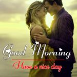 Romantic Lover Good Morning Pictures