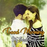 Romantic Lover Good Morning Photo Download