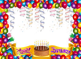 new happy birthday frame images free hd