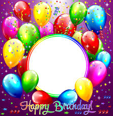 happy birthday frame images pics download hd