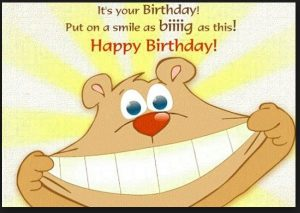 funny happy birthday images wallpaper hd