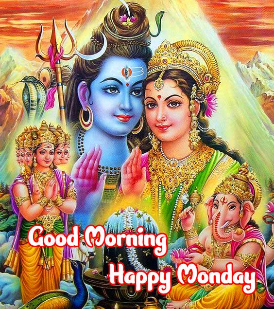 God Monday Good Morning Images Photo Hd