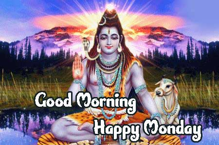 Cute God Monday Good Morning Images Pics