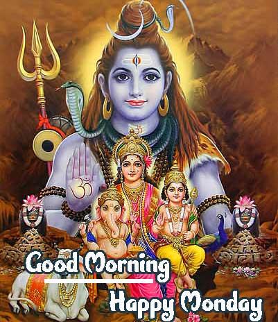 New God Monday Good Morning Images Wallpaper
