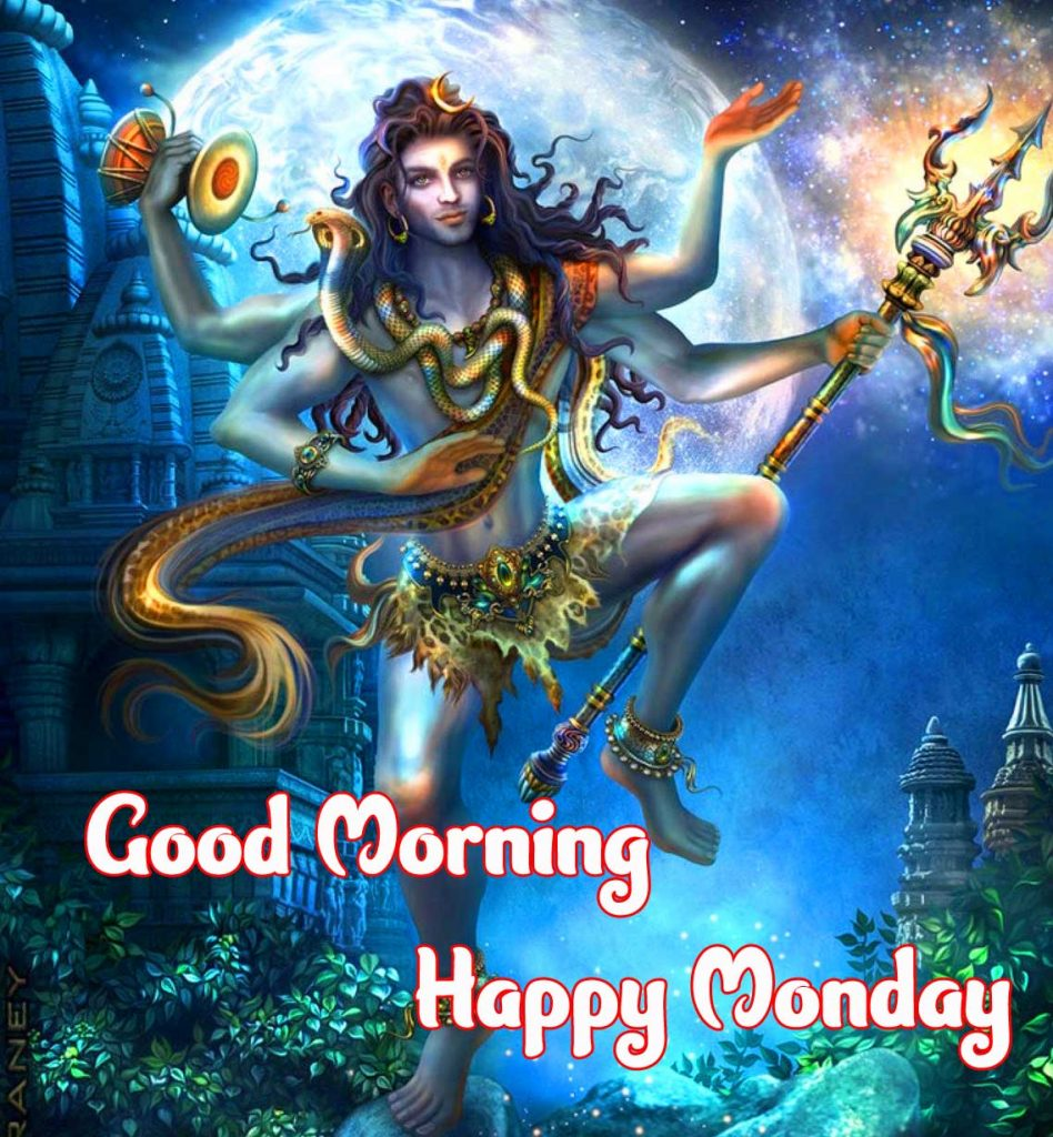 God Monday Good Morning Images Free Download