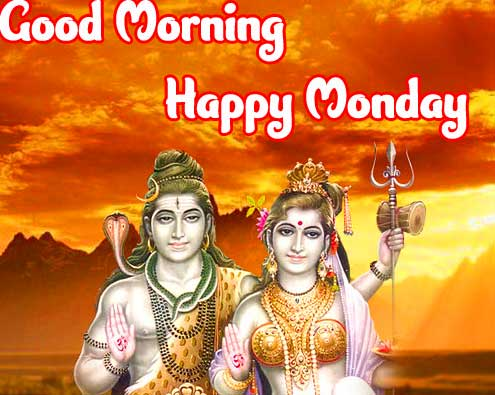 God Monday Good Morning Images Pics