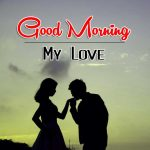 Good Morning Images With Romantic Couple