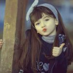 Cute baby Girls Whatsapp DP Images Download Free