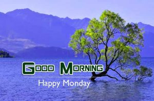 Monday Good Morning Wishes Wallpaper for Facebook