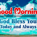 New Good Morning God Bless Photo