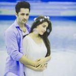 Romantic Love Couple Whatsapp DP Wallpaper With Stylish Couple