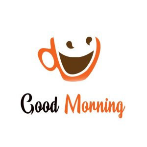 best good morning logo images