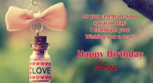 new happy birthday images for lover