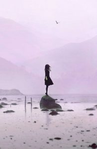 Alone Girl DP Images photo pics free download
