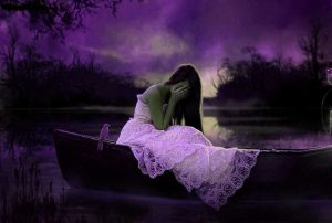 Alone Girl DP Images wallpaper pics hd