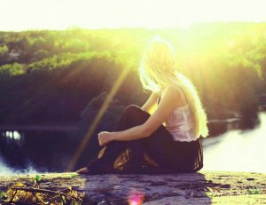 Alone Girl DP Images photo download
