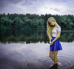 Alone Girl DP