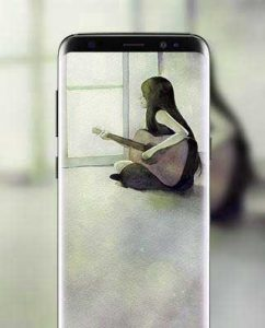 Alone Girl DP Images photo free download