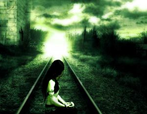 Alone Girl DP Images wallpaper free hd